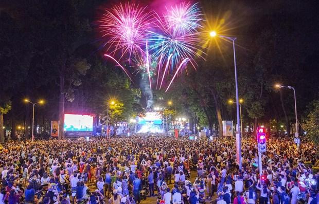 Realizaran varios programas artisticas en Hanoi en ocasion del Ano Nuevo hinh anh 1