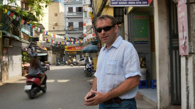 """""""Yo llamo a Hanoi el Paris del Oriente"""" hinh anh 3"""
