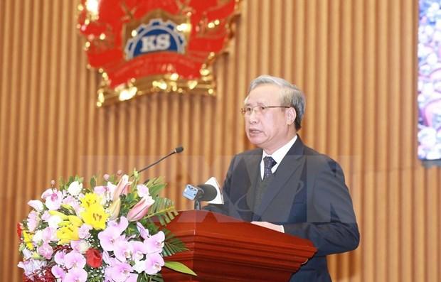 Aprecian papel de fiscalia popular de Vietnam en lucha anticorrupcion hinh anh 1