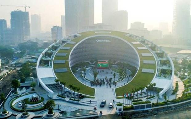 Viettel entre las 50 marcas de mayor crecimiento en el mundo hinh anh 1