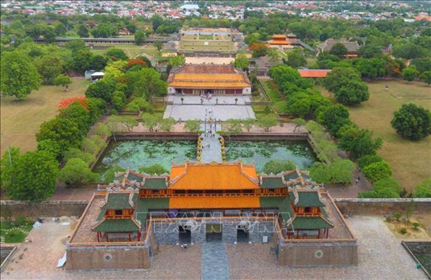Recrean en Hue la educacion en la era de los reyes Nguyen hinh anh 1