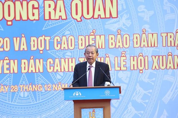 Lanza Vietnam Ano Nacional de Seguridad de Trafico 2020 hinh anh 1