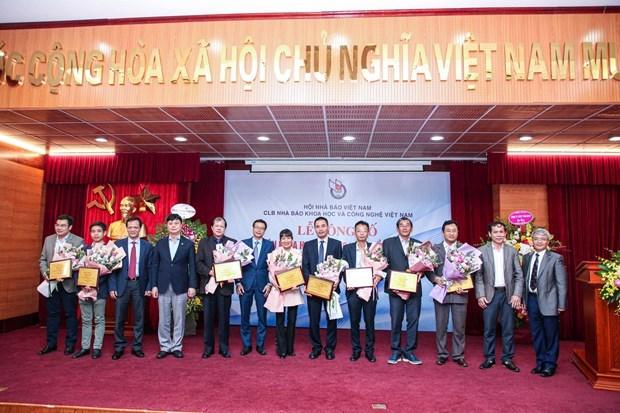 Diez eventos cientificos y tecnologicos mas notables de Vietnam en 2019 hinh anh 1