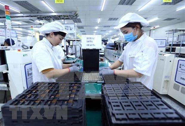 Avanza economia vietnamita con logros impresionantes hinh anh 1