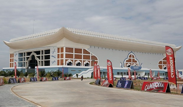 Acelera Camboya preparativos de juegos sudesteasiaticos en 2023 hinh anh 1