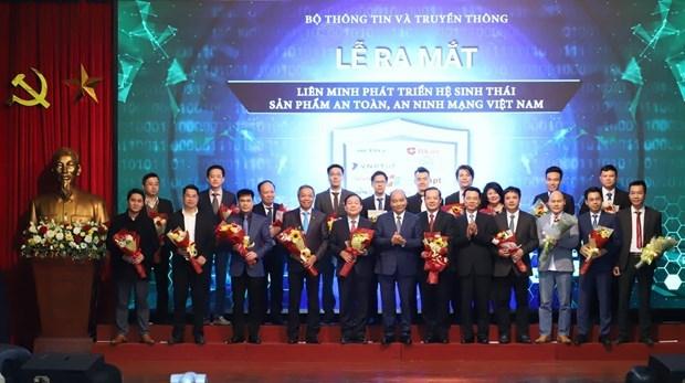 Impulsa Vietnam desarrollo de productos de ciberseguridad hinh anh 1