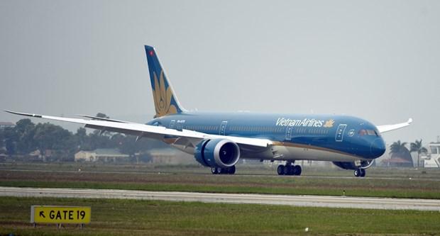 Alcanza Vietnam Airlines beneficios record en 2019 hinh anh 1