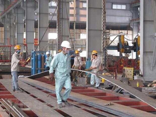 Produccion industrial de Ciudad Ho Chi Minh incrementa 7,9 por ciento anualmente hinh anh 1