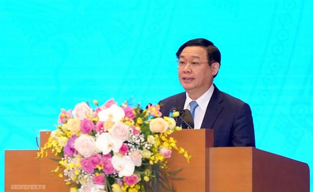 Propone viceprimer ministro de Vietnam estrategias del desarrollo socioeconomico nacional en 2020 hinh anh 1