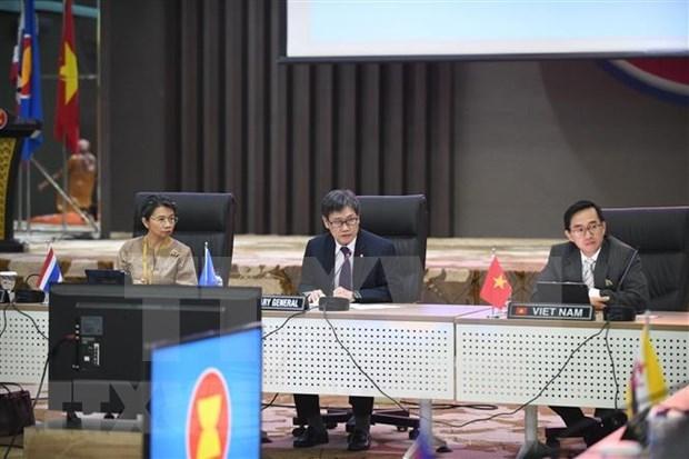 Vietnam se prepara para la presidencia de ASEAN en 2020 hinh anh 1