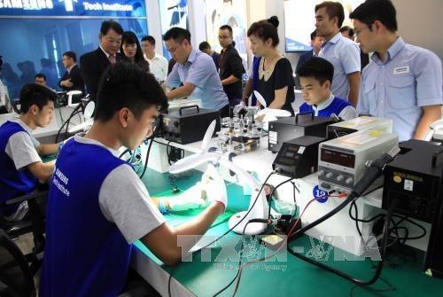 Registra Ciudad Ho Chi Minh alto porcentaje de graduados con trabajo este ano hinh anh 1