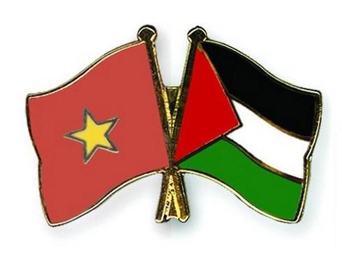 Felicita Vietnam aniversario 55 del Dia de la Revolucion de Palestina hinh anh 1