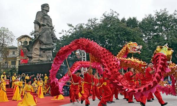 Celebrara en Hanoi feria vegana en saludo al Ano Nuevo Lunar hinh anh 1