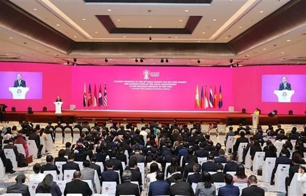 Destacan el papel de Vietnam en foros regionales e internacionales hinh anh 1