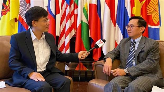 Vietnam por encaminarse al Ano Presidencial de la ASEAN 2020 hinh anh 1