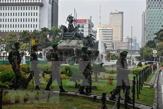 Lanza Indonesia sistema de alerta temprana de conflictos religiosos hinh anh 1