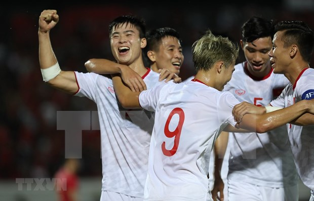 Seleccion vietnamita de futbol entre las mas sorprendentes del mundo este ano hinh anh 1