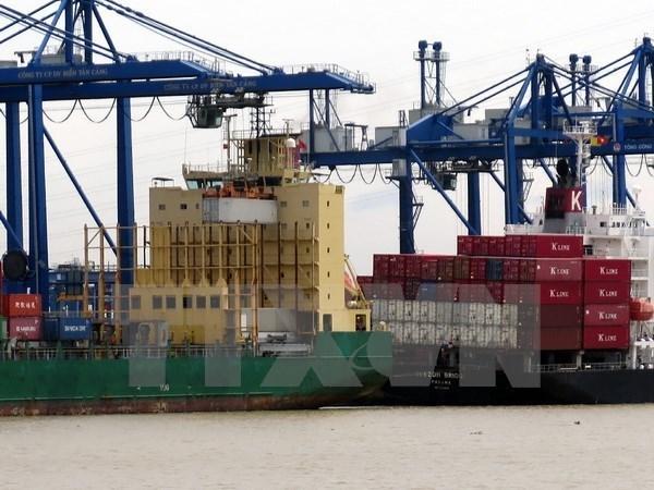 Valor de las importaciones y exportaciones de Vietnam aumenta 17 veces tras 19 anos hinh anh 1