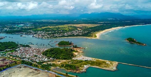Proyecta provincia vietnamita de Quang Ngai a recibir mas turistas en 2020 hinh anh 1