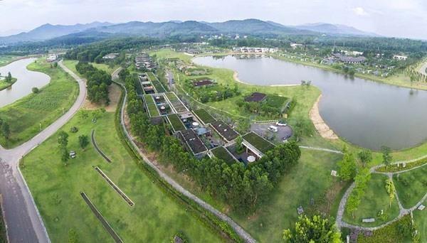 Provincia vietnamita de Vinh Phuc se esfuerza por impulsar el turismo hinh anh 1