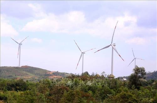 Arranca en provincia vietnamita de Quang Tri construccion de nuevas plantas de energia eolica hinh anh 1