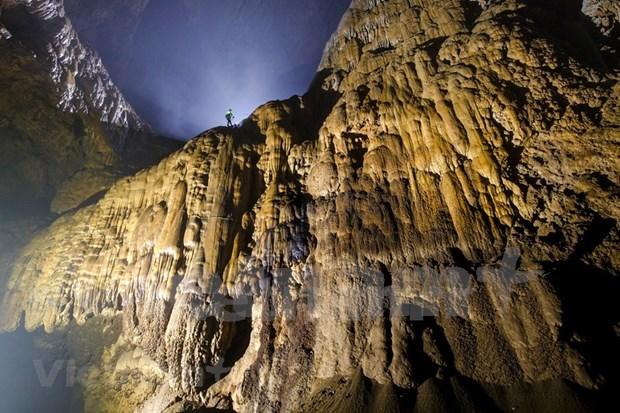 Caverna de Son Doong elegida como nueva maravilla del mundo hinh anh 1