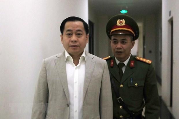 Emprenden juicio de primera instancia contra expresidentes del Comite Popular de Da Nang hinh anh 1