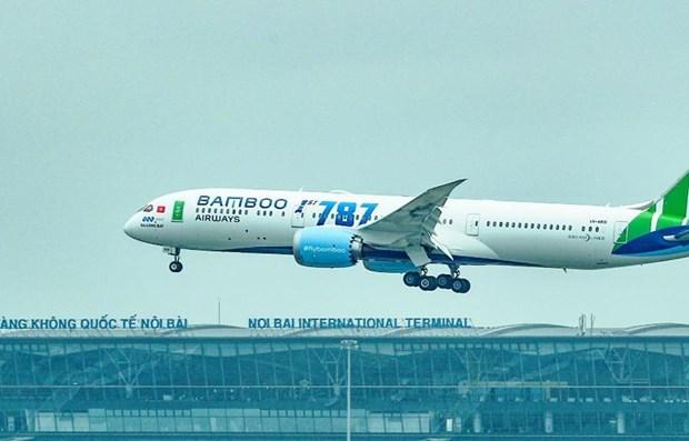 Lanzara Bamboo Airways servicios de primera categoria hinh anh 1