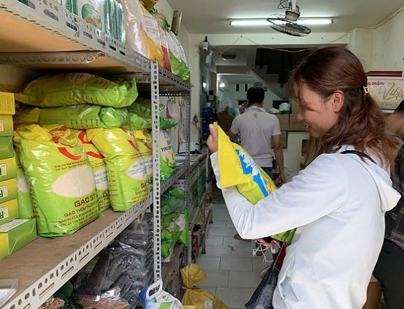 Promueven el cultivo del arroz ST25 en Vietnam hinh anh 1