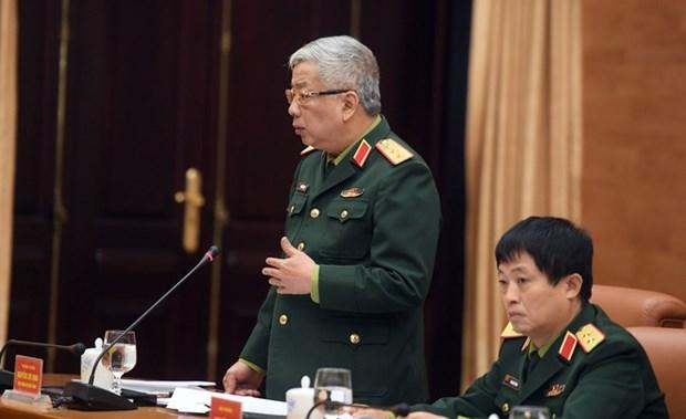 Ministerio de Seguridad de Vietnam por incorporarse a preparativos para Ano de ASEAN 2020 hinh anh 1