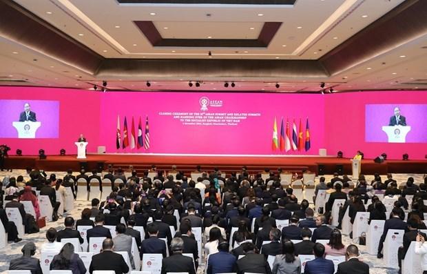 Prioriza Vietnam construccion de la Comunidad de ASEAN cohesiva en 2020 hinh anh 1