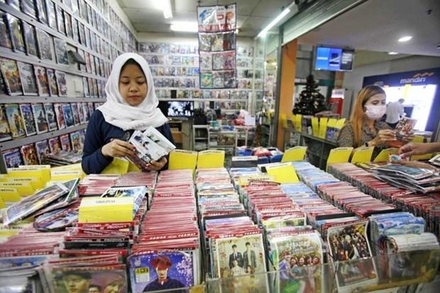 Bloquea Indonesia mas de mil paginas piratas de cine en linea hinh anh 1