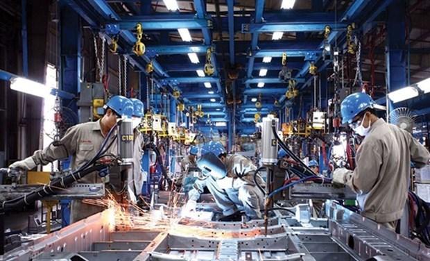 Sector manufacturero impulsa el crecimiento economico de Vietnam hinh anh 1