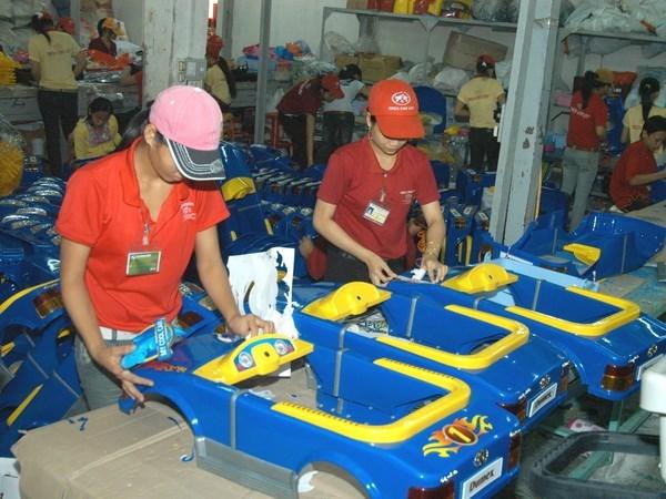 Industria del plastico de Vietnam logra ingreso multimillonario en 2019 hinh anh 1