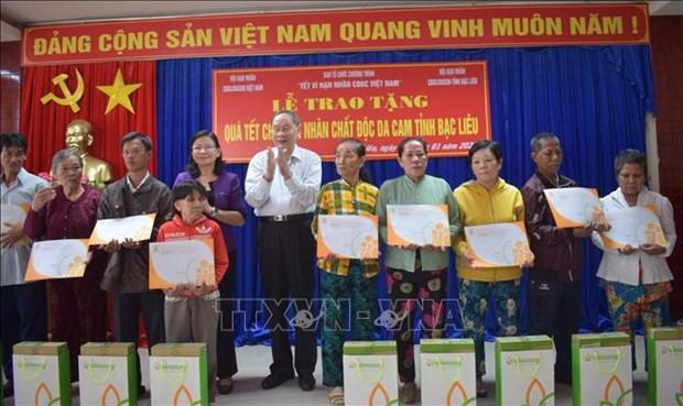 Aumenta Vietnam asistencia a victimas de Agente Naranja/ Dioxina hinh anh 1