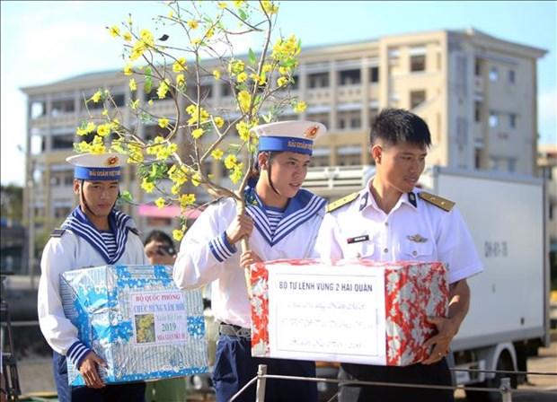Promueven actividades en apoyo a combatientes vietnamitas en situacion dificil hinh anh 1