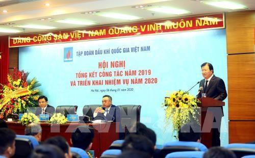 Urge vicepremier vietnamita impulsar operacion eficiente de construcciones petroleras hinh anh 1