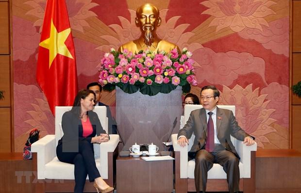Apoya Vietnam logros de Hungria en desarrollo socioeconomico hinh anh 1