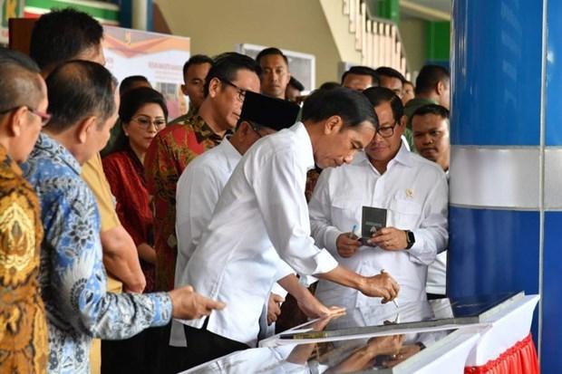 Proyecta Indonesia atraer 6,4 mil millones de dolares en nuevas zonas economicas especiales hinh anh 1