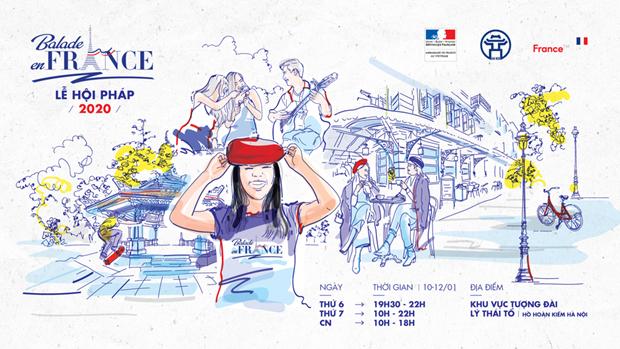Celebraran en Hanoi mayor fiesta de gastronomia de Francia en Vietnam hinh anh 1