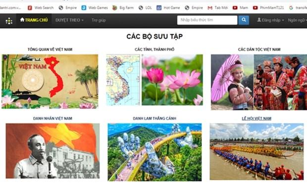 Nuevo archivo de documentos sobre el pais y el pueblo de Vietnam hinh anh 1