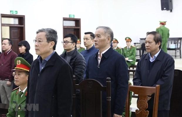 Presenta exministro vietnamita apelacion contra sentencia a cadena perpetua hinh anh 1