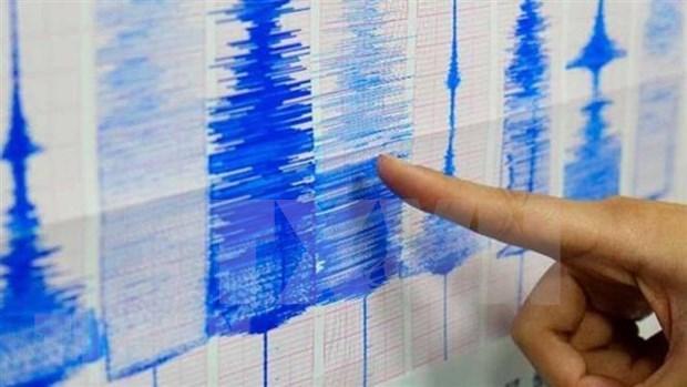 Terremoto de magnitud 5,4 sacude provincia de Indonesia hinh anh 1