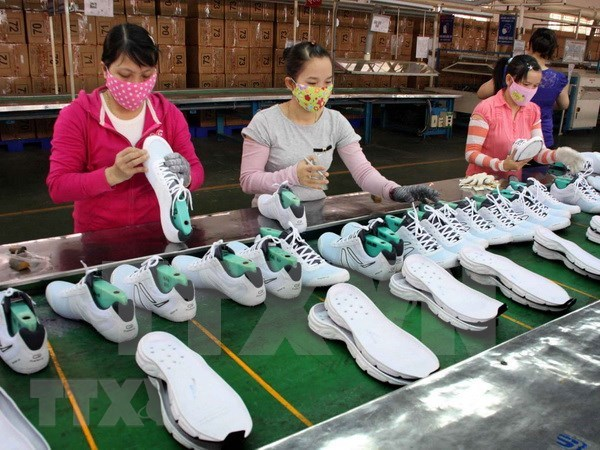 Sector del calzado de Vietnam preve ingresar fondo multimillonario por exportaciones en 2020 hinh anh 1