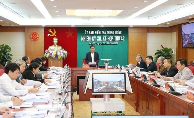 Fortalece Partido Comunista de Vietnam disciplina de militantes hinh anh 1