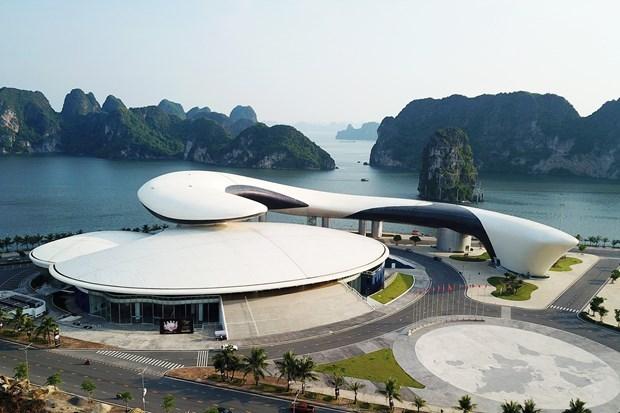 Abren con entrada gratuita primer festival internacional de musica en Ha Long hinh anh 1
