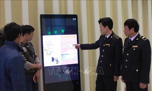 Provincia vietnamita extrema medidas de control sanitario en puertas fronterizas hinh anh 1