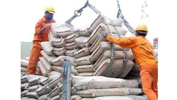 Exportaciones de cemento vietnamita registran numero record en 2019 hinh anh 1