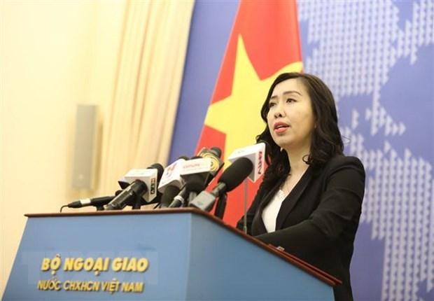 Empenado Vietnam en garantizar la proteccion ciudadana en Oriente Medio y Rusia hinh anh 1
