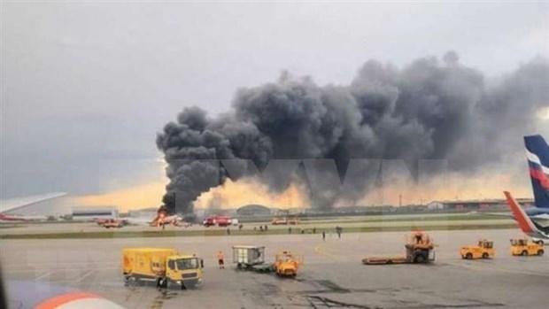 La herida en incendio en Rusia es ciudadana vietnamita, segun vocera de Cancilleria hinh anh 1